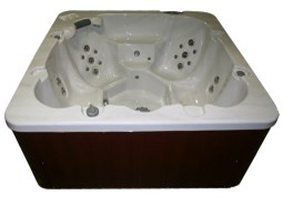 Coyote Spas Hot Tub Range by Arctic Spas Parksville